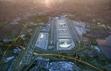Promotion Heathrow expansion