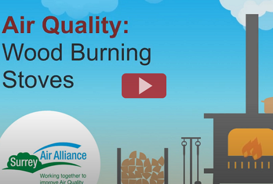 Air quality: wood burning stoves